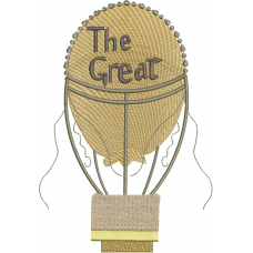 The Great Hot air balloon