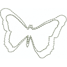 Butterfly Outline2