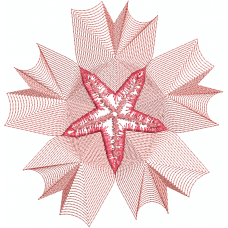Ripple Star Wreath2